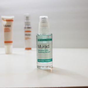 murad sensitive skin soothing serum Redness Therapy