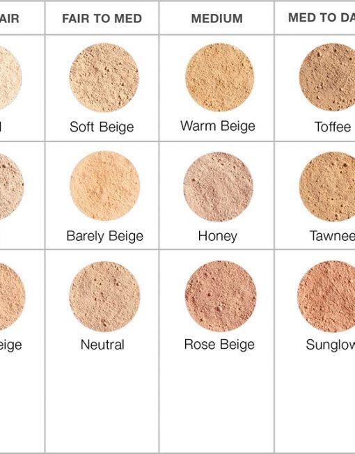 youngblood-loose-mineral-foundation-kleuren