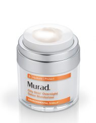 Murad-City Skin Overnight detox Moisturizer environmetal shield