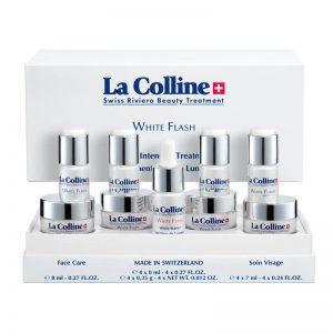 La Colline White Flash Instant treatment