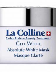 La Colline Absolute White Mask 21