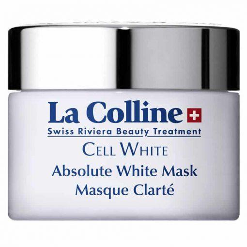 La Colline Absolute White Mask 1