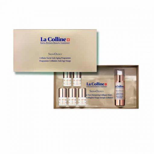La Colline Eye Ology Anti Aging Programme 1