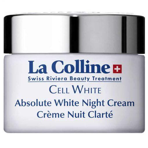 La Colline White Absolute Night Cream 1