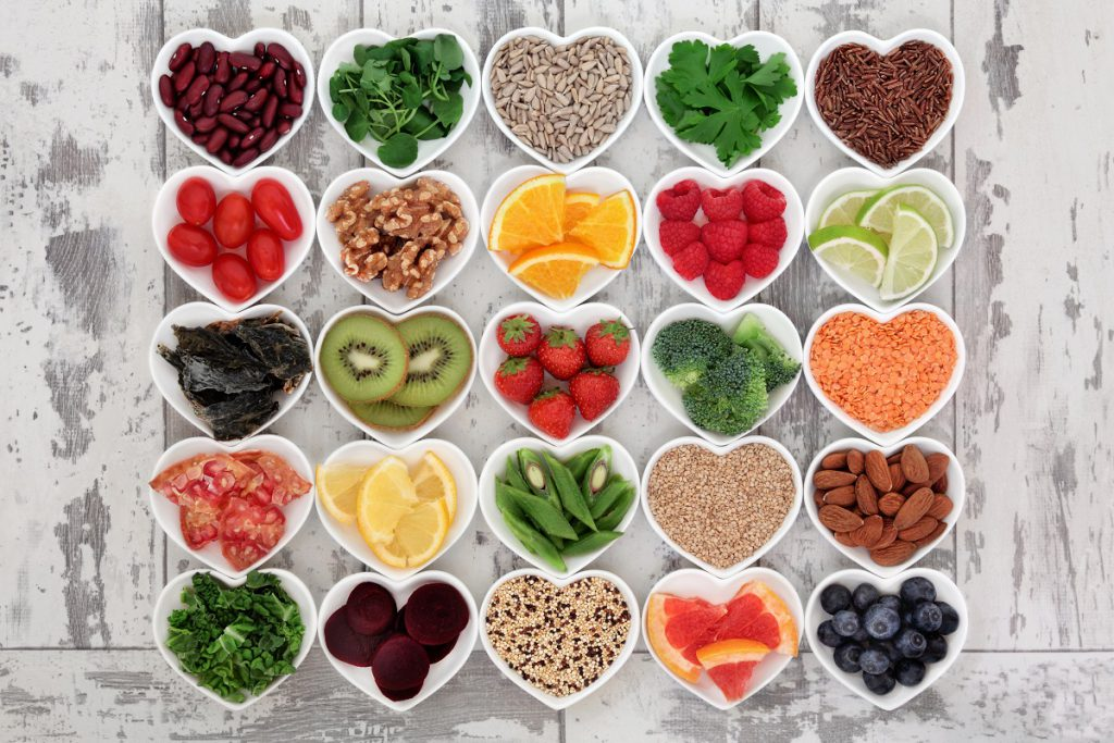 Welke voeding is slecht voor de huid? 1