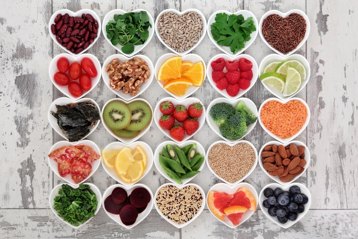 Welke voeding is slecht voor de huid? 21