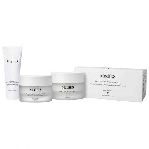 Medik8 Essential CSA Kit 3