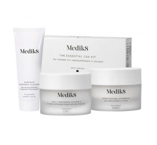 Medik8 Essential CSA Kit 1