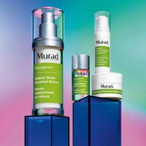 Murad aanbieding: Renewing Vibes actie kit 1